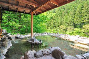 谷川温泉「檜の宿 水上山荘」